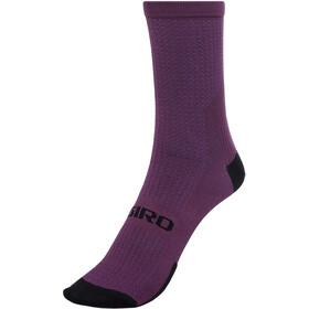 Giro HRC Team Sokken, violet